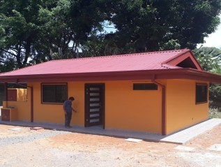 Casa Russel completed